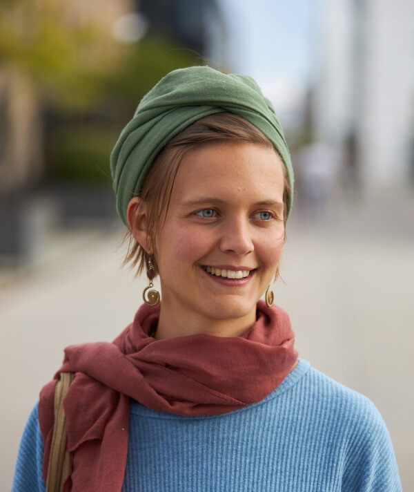 Jana Winterhalter. Gründerin & Kreativleitung vom Ensemble fm (filosofia musicale)